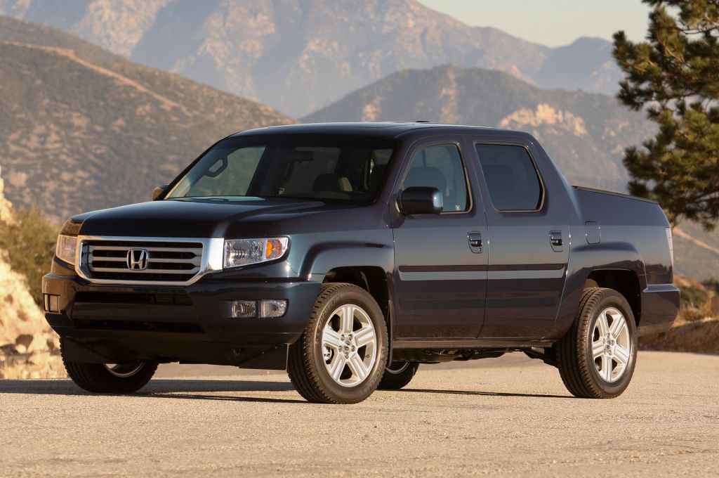 Honda Ridgeline Off Road >> Everyman Driver 2014 Honda Ridgeline Off Road Truck Review