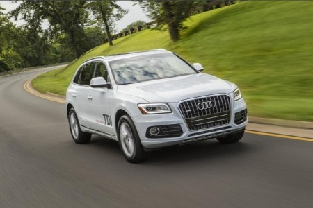 2014 Audi Q5 on Everyman Driver with Dave Erickson