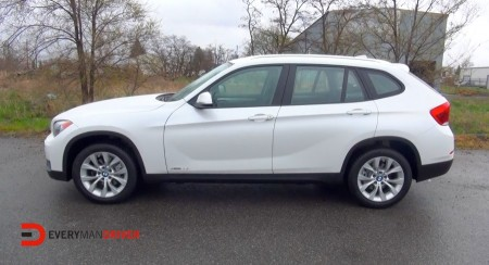 2014 BMW X1 xDrive28i on Everyman Driver with Dave Erickson