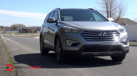 2014 Hyundai Santa Fe on Everyman Driver