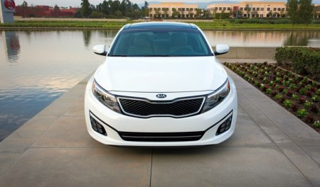 2014 Kia Optima SX Turbo on Everyman Driver with Dave Erickson
