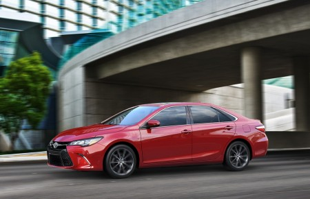 2015 Toyota Camry Revealed at 2014 New York International Auto Show on Everyman Driver with Dave Erickson