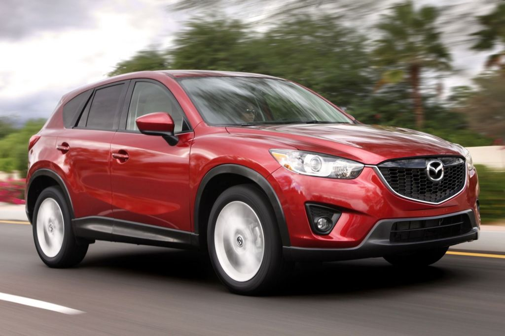 on crossovers one the market crv mazda cx review of best compact