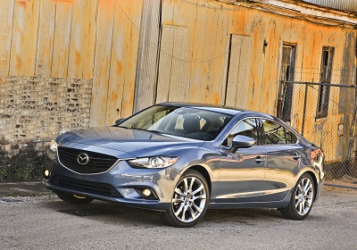 2015 Mazda6 on Everyman Driver