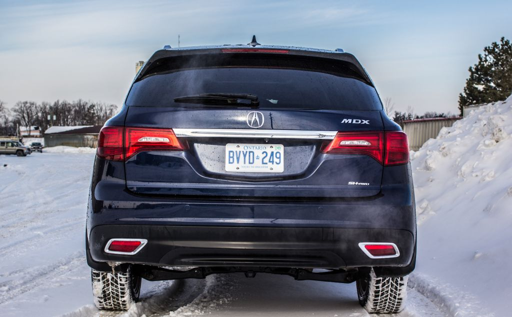 new suv off road review 2015 acura mdx awd on everyman driver everyman driver. Black Bedroom Furniture Sets. Home Design Ideas