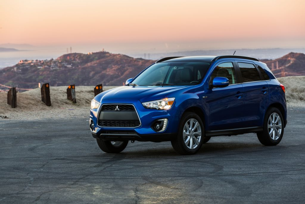 New SUV Review: 2015 Mitsubishi Outlander Sport On Everyman Driver