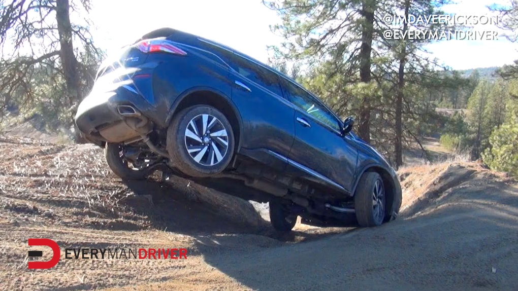 New SUV Review 2015 Nissan Murano AWD on Everyman Driver