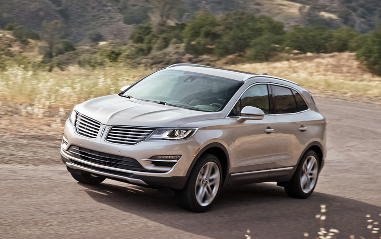 All New 2017 Lincoln Mkc At Louisville Embly Plant On Everyman Driver