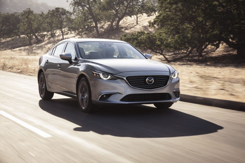 DETAILED Review: 2016 Mazda6 on Everyman Driver