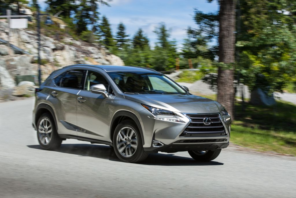 2015 Lexus NX 200t F Sport AWD On Everyman Driver