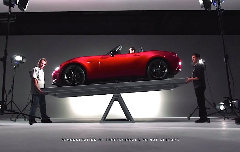 2016 Mazda MX-5 Miata Behind the Scene Balance Video on Everyman Driver