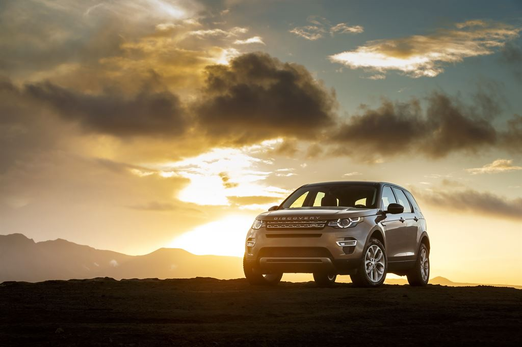 2015 Land Rover Discovery Sport AWD on Everyman Driver