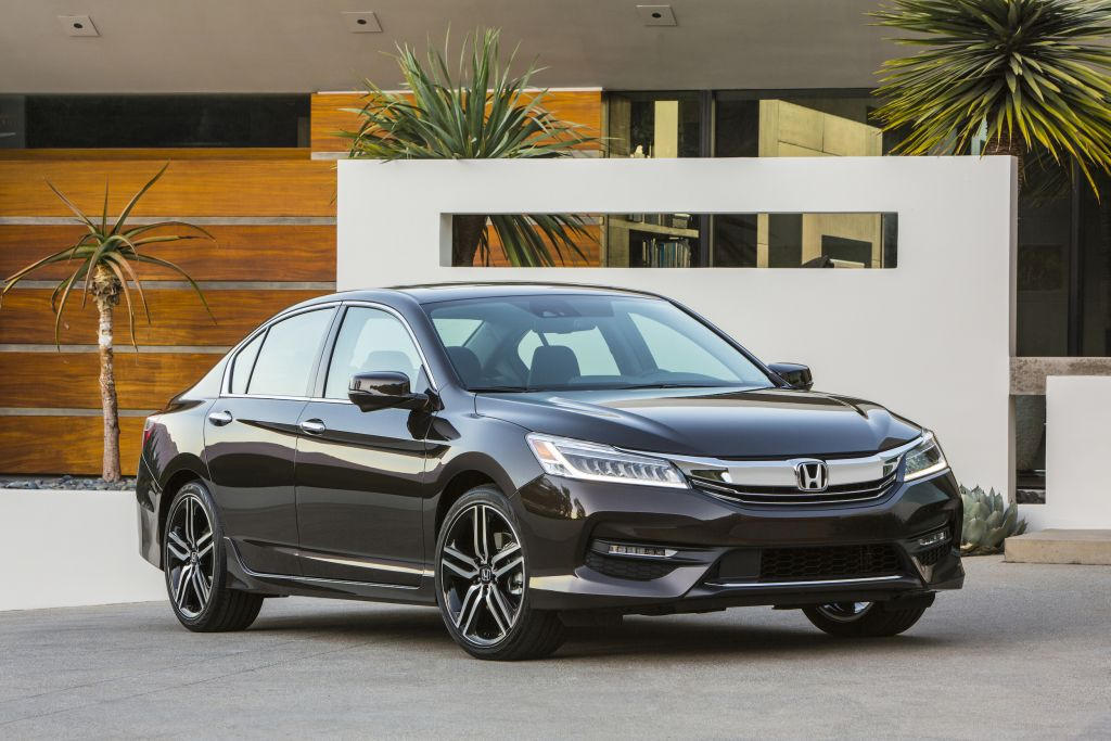 Exclusive 2016 Honda Accord On Everyman Driver Dave Erickson