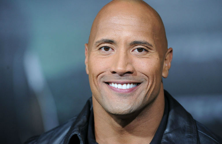 Dwayne Johnson The Rock Stars In The Specialists At Ford