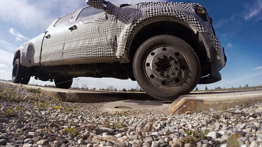 Ford Licenses Innovative Robotic Testing Technology on Everyman Driver