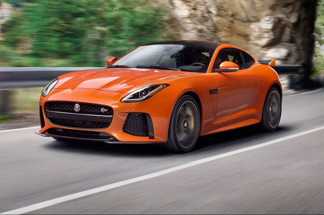 2017 Jaguar F-Type SVR on Everyman Driver, Dave Erickson