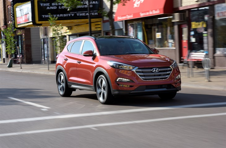 Off Road And Review 2016 Hyundai Tucson Awd On Everyman Driver