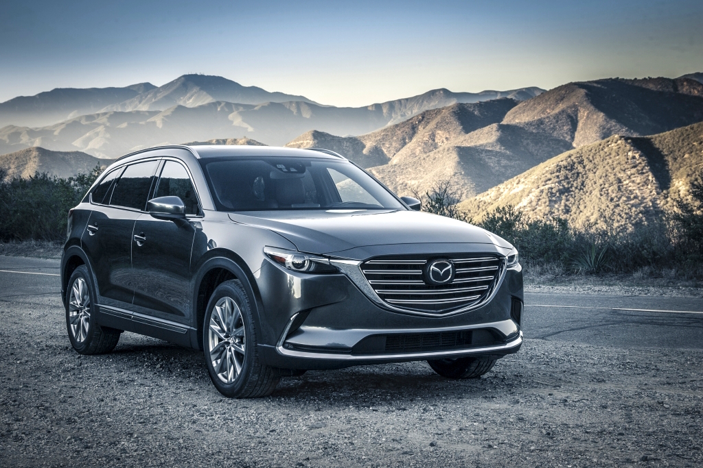 2016 Mazda CX-9 Lights the Way with Standard LED Lighting on Everyman Driver