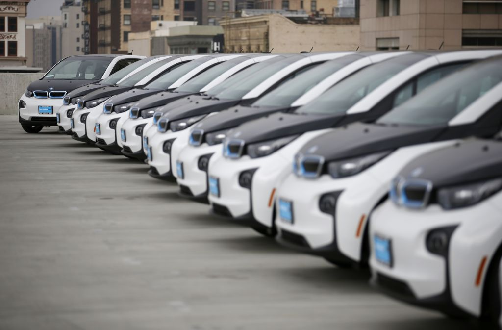 Lapd Going Green With 100 Bmw I3 Vehicles On Everyman Driver Dave Erickson