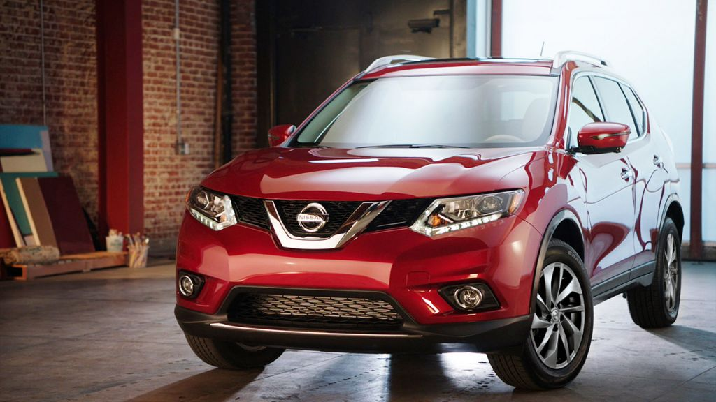 first look review 2016 nissan rogue awd on everyman driver everyman driver. Black Bedroom Furniture Sets. Home Design Ideas