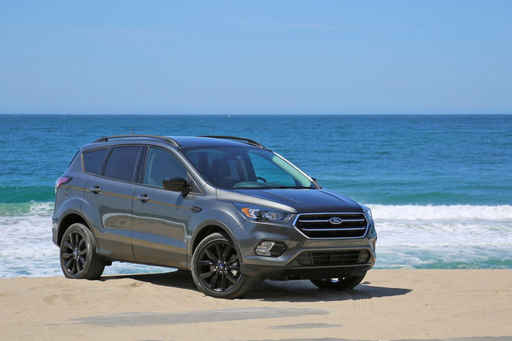 2017 Ford Escape on Everyman Driver, Dave Erickson