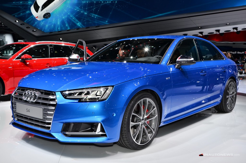 Sporty and High-Tech: Audi S4 and S4 Avant on Everyman