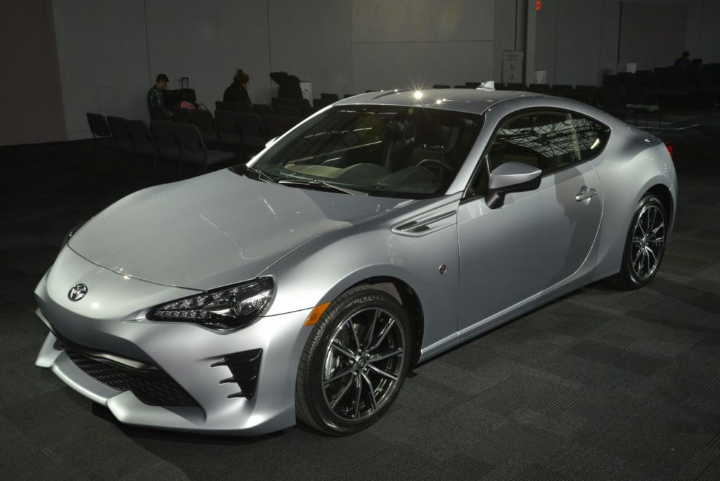 Everyman Driver 2017 Toyota 86 First Look And Drive Review