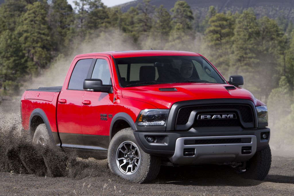 Everyman Driver: Ram 1500 Rebel Earns Best Value Off-Road Award