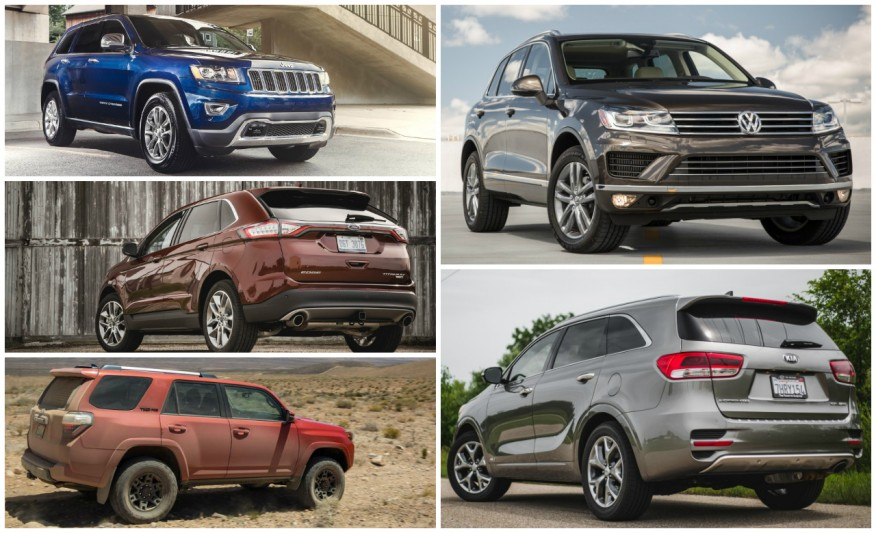 Crossover Vs Suv >> Everyman Driver Crossover Vs Sport Utility Vehicle