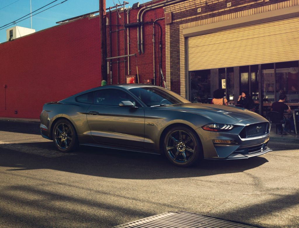 Ford recently partnered with its ambassador of service dwayne the rock johnson to introduce the new mustang the worlds best selling sports coupe and