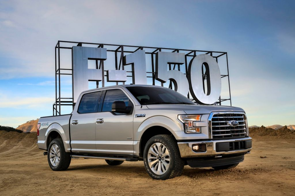 The 2017 Ford F 150 Truck Was Named American Council For An Energy Efficient Economy Aceee Greener Choice Award Only Full Size In