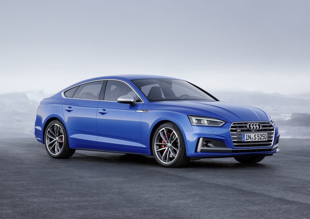 Offering A Cl Leading 0 60 Mph Time Of 4 5 Seconds The 2018 Audi S5 Sportback Will Arrive In Dealerships This Spring 2017