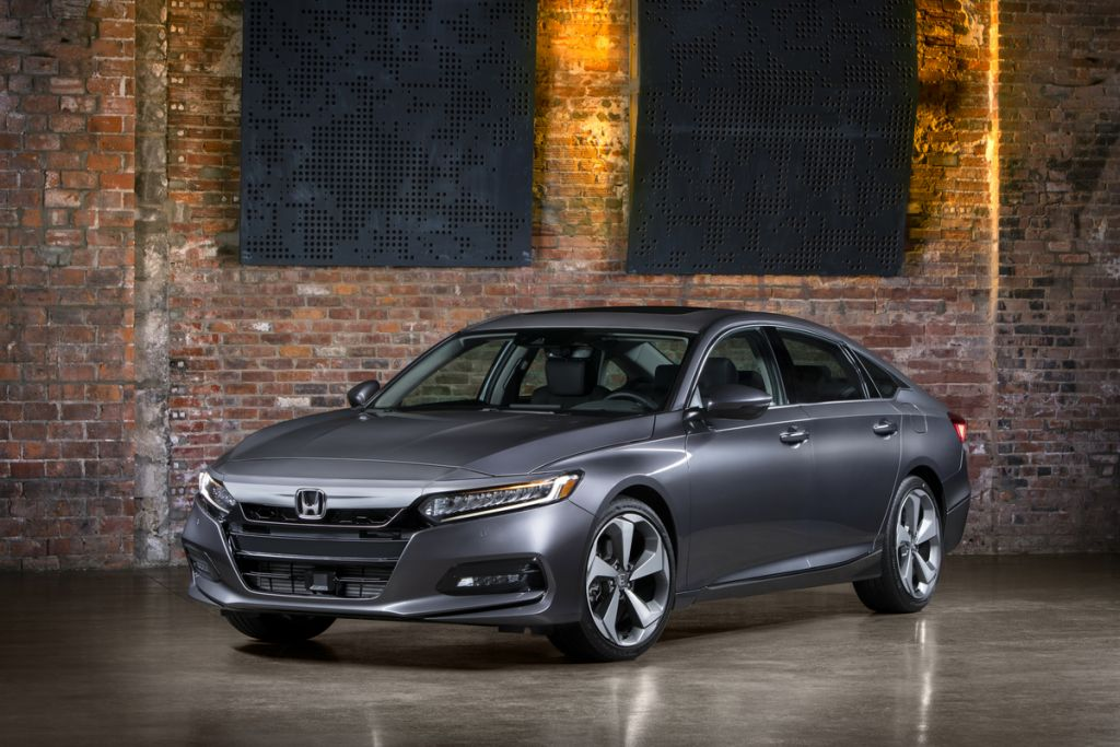 The All New 2018 Honda Accord Was Named Overall Best Of By Kelley Blue Book Kbb As Vehicles Took Top Honors In 7 Twelve