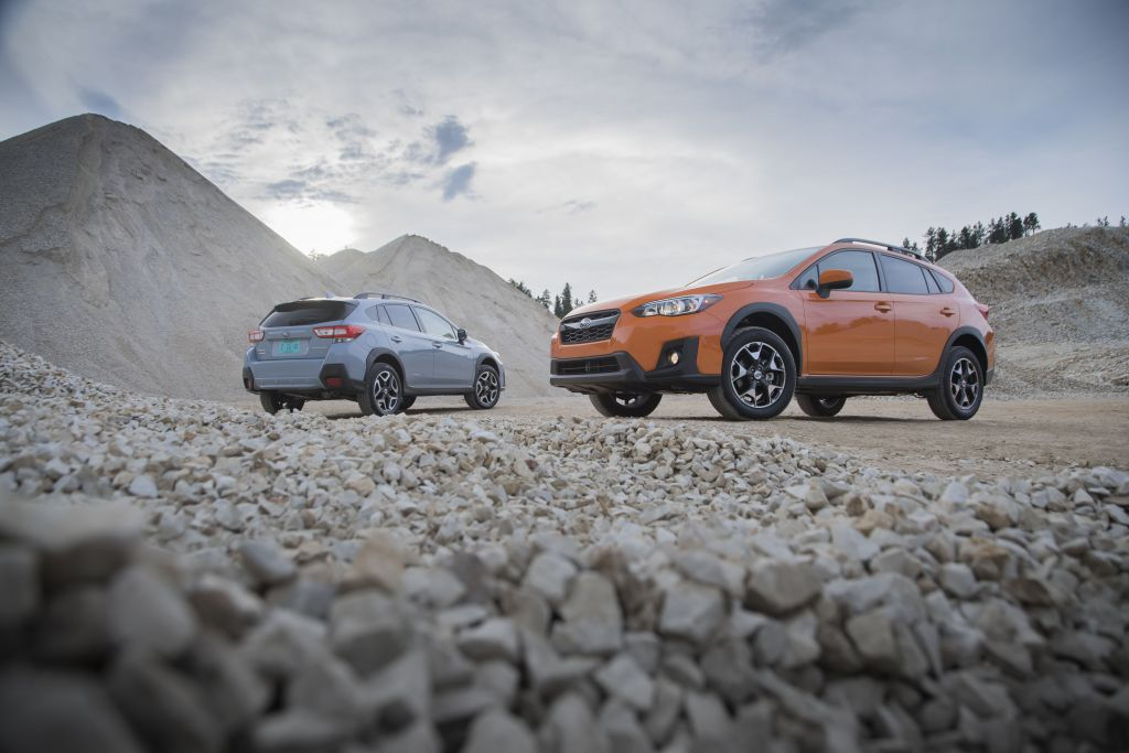 Subaru Of America Inc Announced The All New 2018 Crosstrek That Is Built On Global Platform And Offers Enhanced Performance Safety