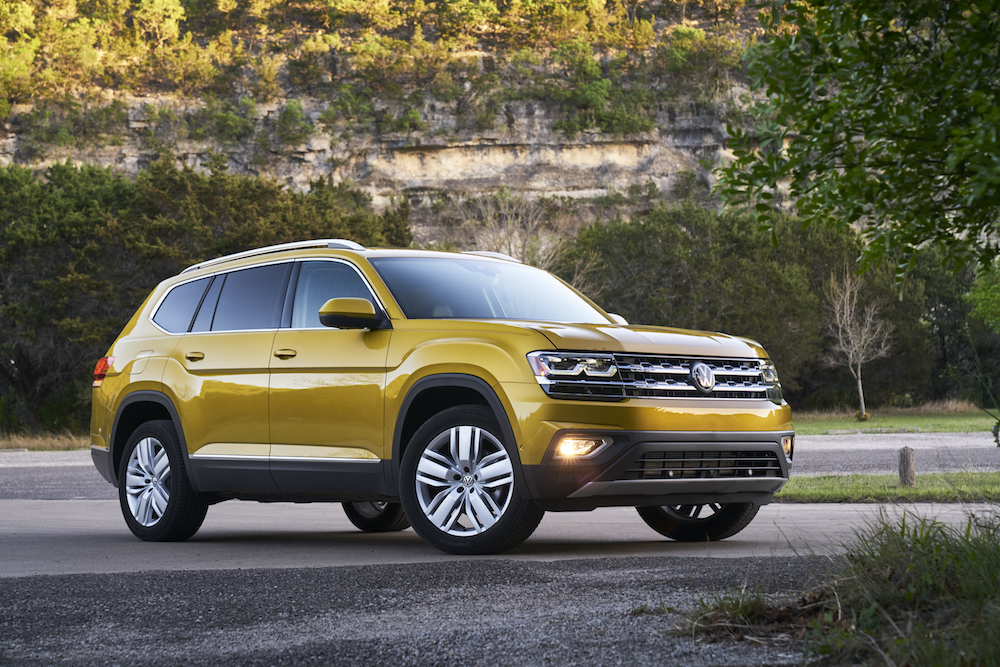The All New 2018 Volkswagen Atlas Has Won Cars S Three Row Suv Challenge And Was Named Best 3 Of 2017