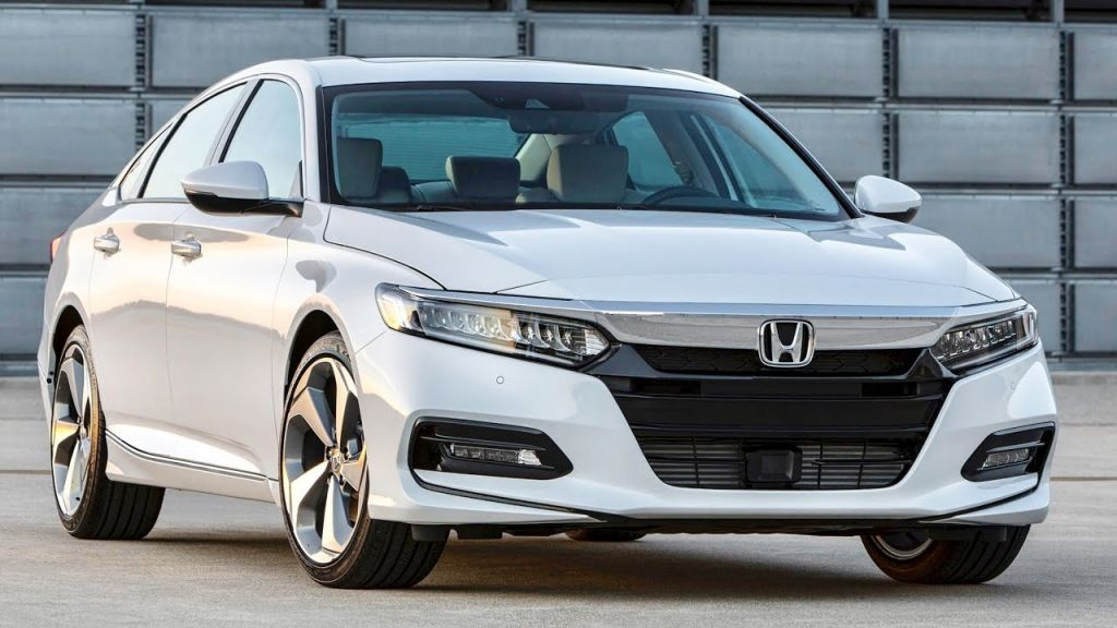 The 10th Generation Accord Is New From Ground Up And Features A Lighter More Rigid Body Structure An Advanced Chis Design Two All