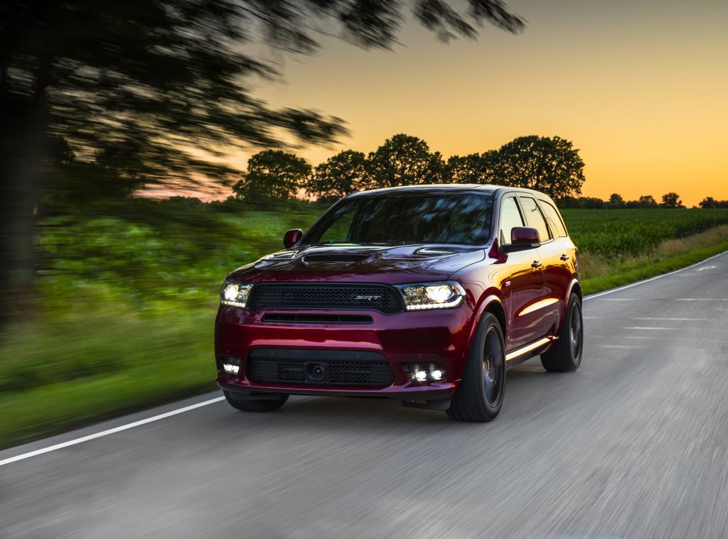 Dodge Suv List >> Everyman Driver New 2018 Dodge Durango Srt Named To Wards 10 Best