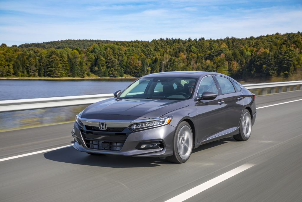 The All New 2018 Honda Accord Has Been Awarded Kelley Blue Book Best Auto Tech Award By