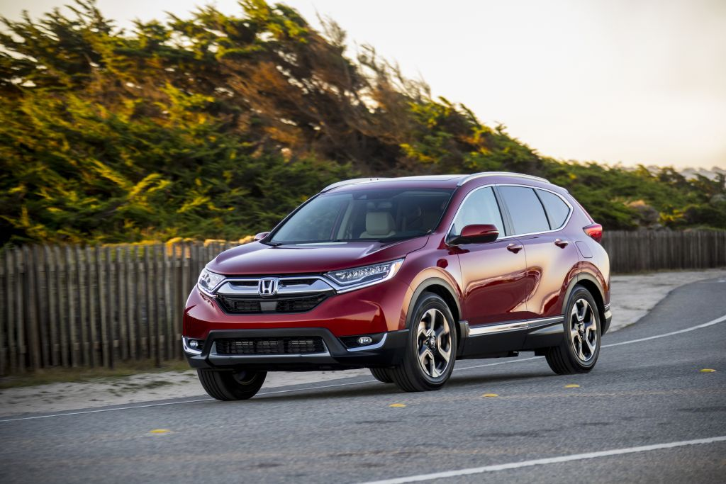 Honda Is The Best Suv Brand Of 2018 According To U S News World Report Award Based On Strength Lineup Versatile And