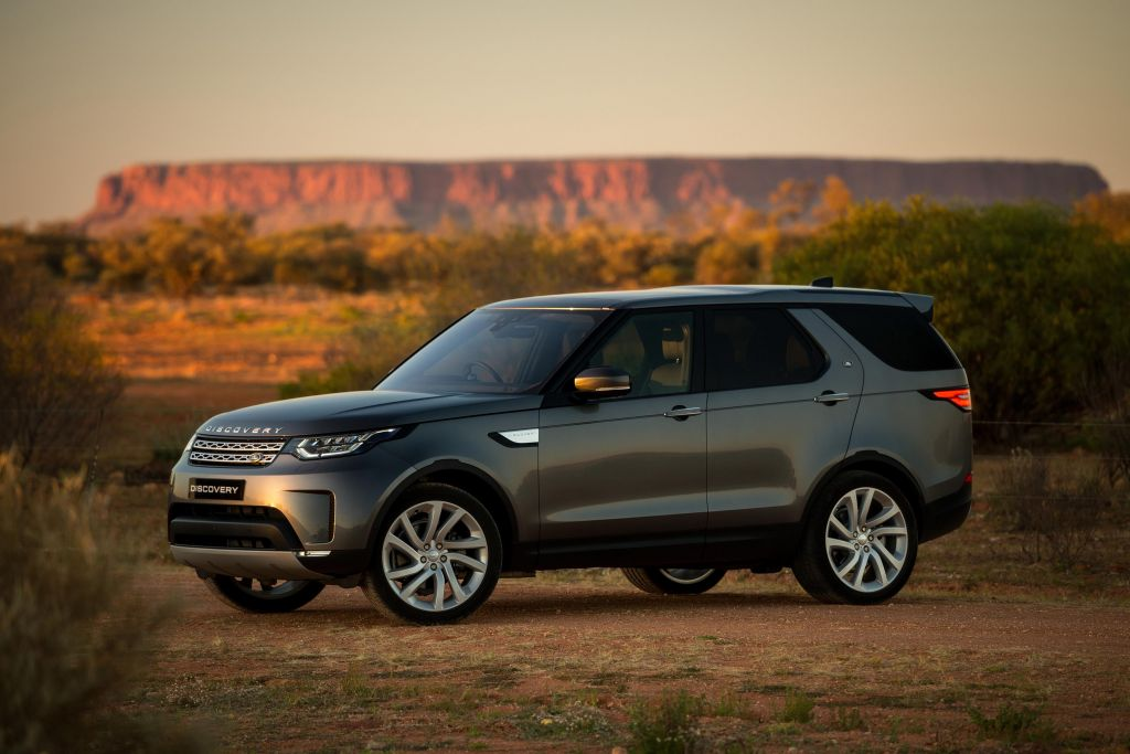 Following Its Introduction Earlier This Year As A 2017 Model The Fifth Generation Land Rover Discovery Has Witnessed Strong S In North America