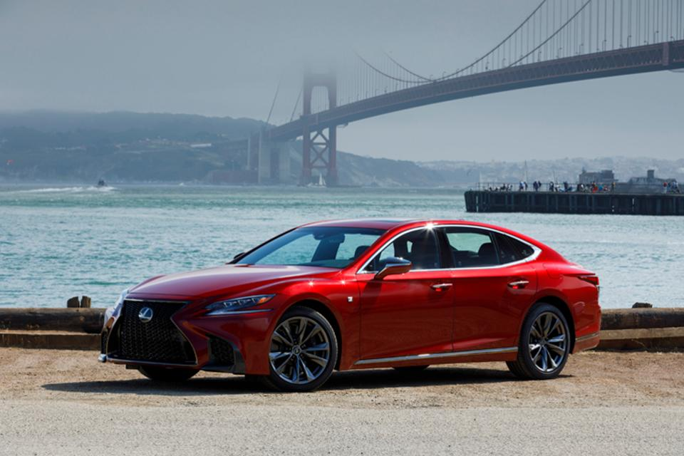It Is Entirely Possible That No Single Automobile Has, Upon Its  Introduction, Upended A Deeply Established Category As Decisively As The  First Lexus LS Did ...