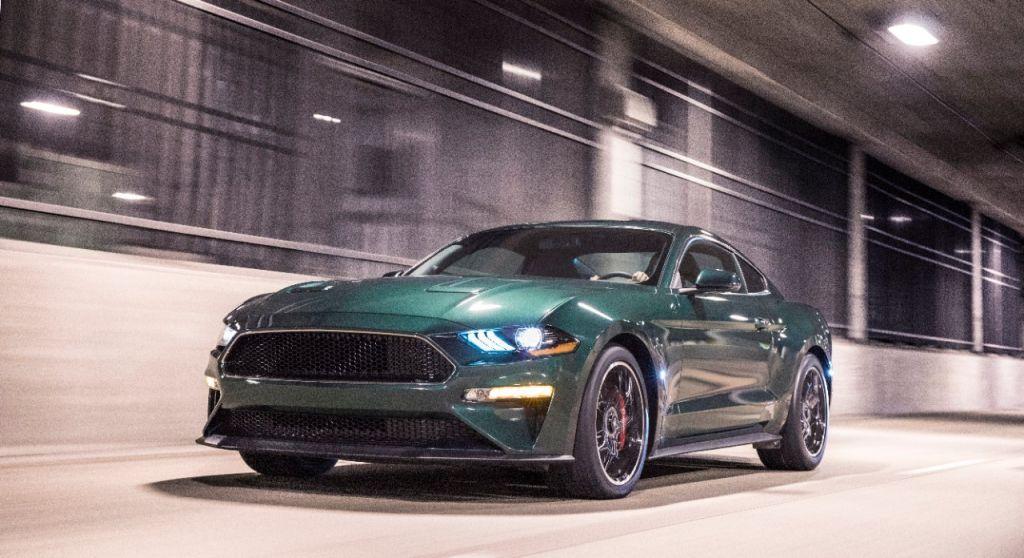 Everyman Driver AllNew Ford Mustang Bullitt At NAIAS - Cool cars 2019