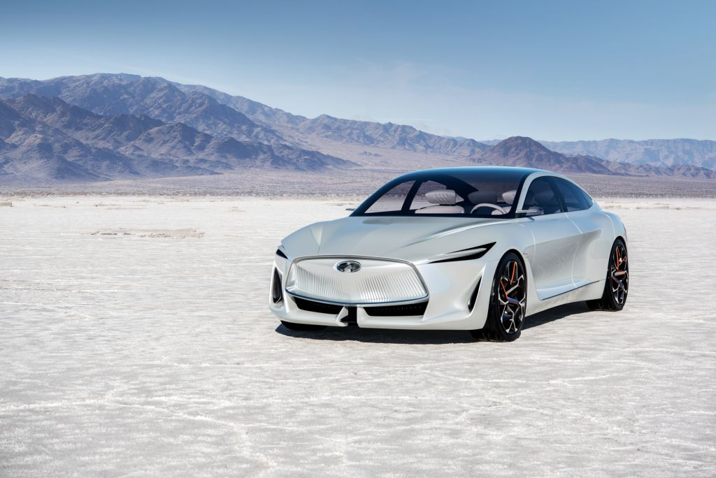 Everyman Driver Infiniti Q Inspiration Concept The Full Story