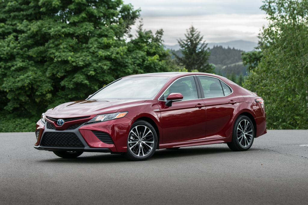 The All New 2018 Toyota Camry Best Ing Car In America For Past 15 Years Is Now At Dealers Excitement Over Eighth Generation Sedan