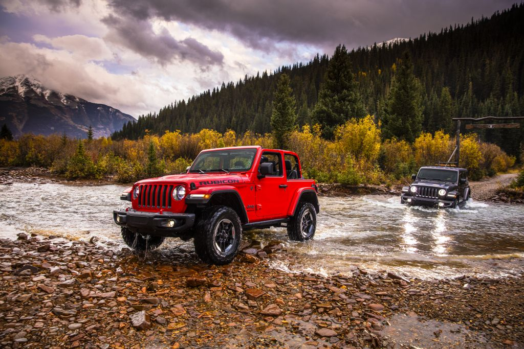 Everyman Driver: All-new 2018 Jeep Wrangler: The Most