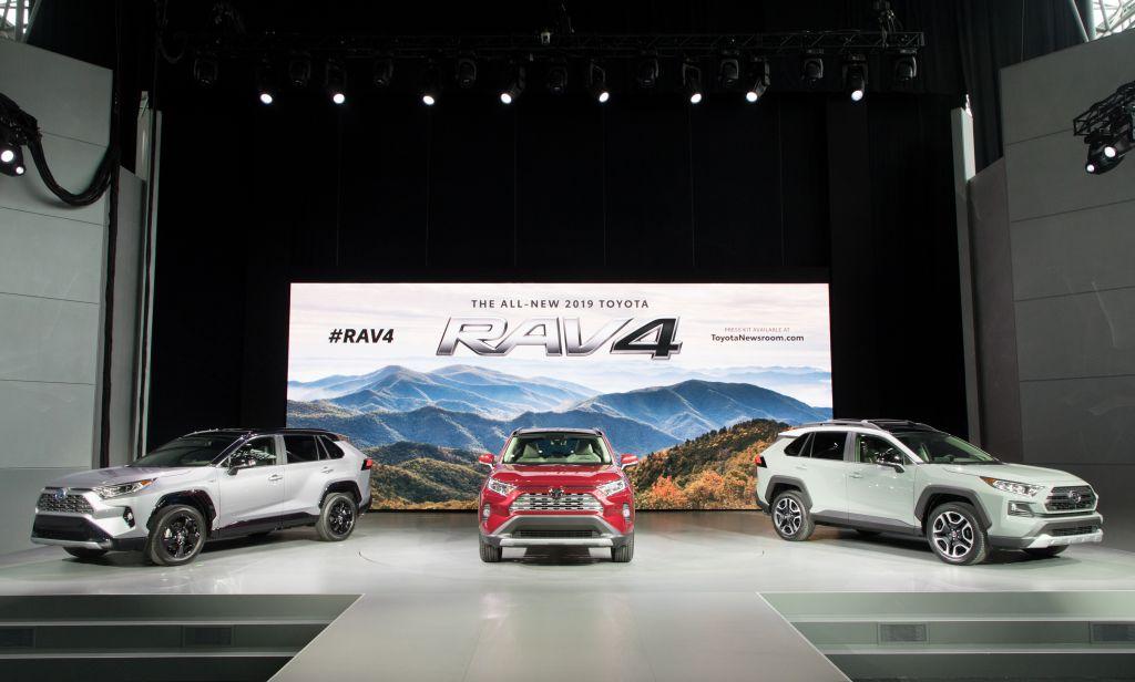 Everyman Driver All New 2019 Toyota Rav4 Serves Up A Breakthrough