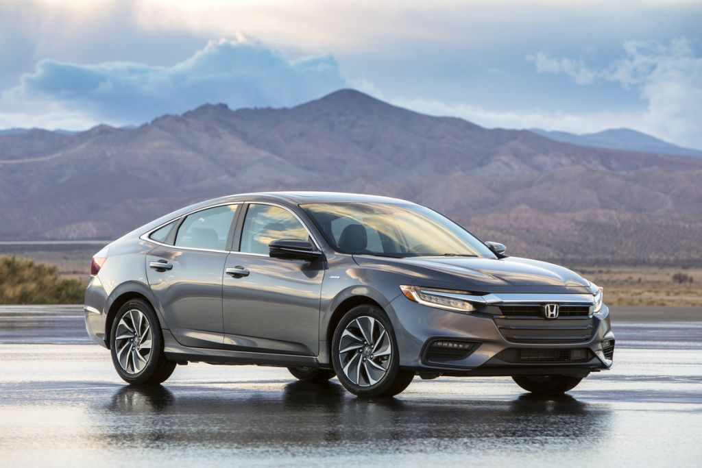 The All New Production Version Of 2019 Insight Will Make Its Global Debut On March 28 At 2018 York International Auto Show Nyias