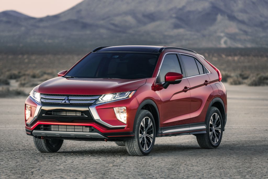 2018 Mitsubishi Eclipse Cross Everyman Driver