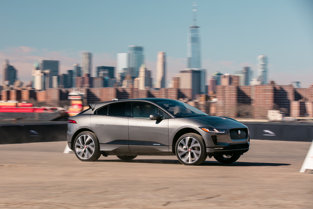 2019 Jaguar I Pace All Electric Suv