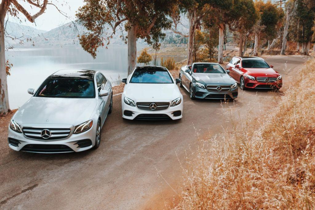 The 2019 Mercedes Benz E Class Family Everyman Driver